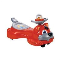 Play School Tricycle Mission Car