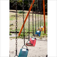 Kids Metal Swing