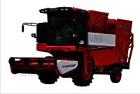 4HZJ-2500 peanut combine harvester