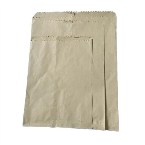 Brown paper garments bag 44 GSM
