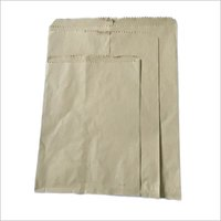 Brown paper garments bag 44 GSM