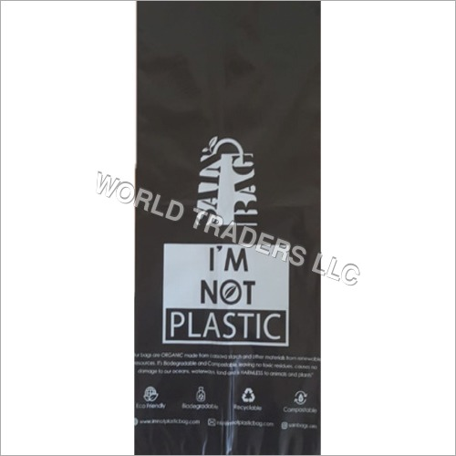 PET Waste Bag Biodegradable