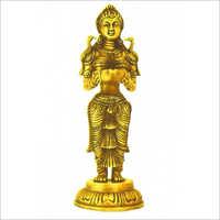 Brass Deep Luxmi Statue
