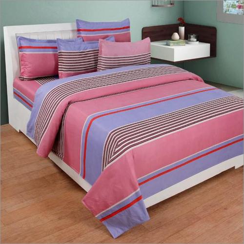 Heavy 3D Poly Cotton Modern Bedsheet