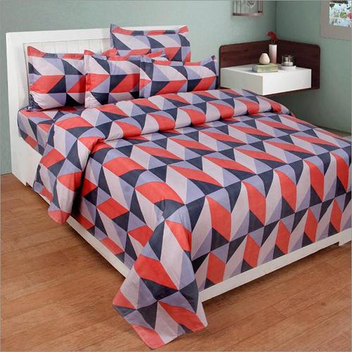 Heavy 3D Poly Cotton Fancy Bedsheet