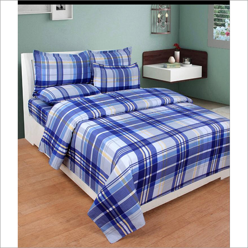 Heavy 3D Poly Cotton Bedsheet