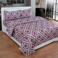 Heavy 3D Poly Cotton Trendy Bedsheet