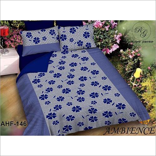 Floral Print Bedsheet