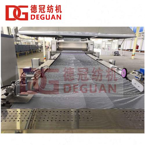 Open Width Fabric Compact Machine