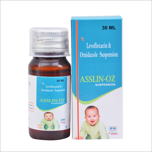 30 ml Levofloxacin And Ornidazole Suspension