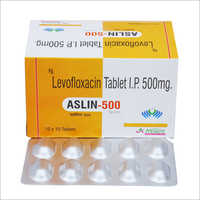 500 mg Levofloxaacin Tablet IP