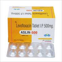 500 mg Levofloxaacin Tablet IP