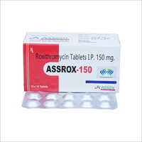 150 mg Roxithromycin Tablets IP