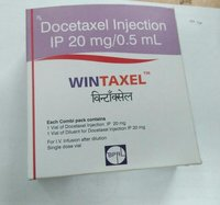 Docetaxel Injection 20mg/ 0.5ml