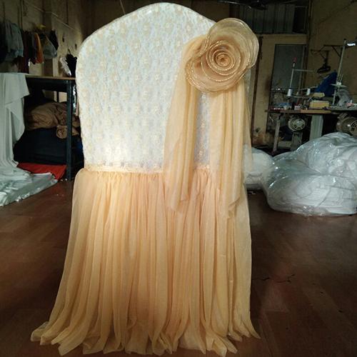 Mandap Chair Cover
