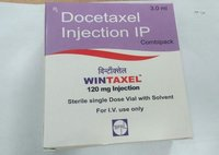 Docetaxel Injection 120mg/ 3ml