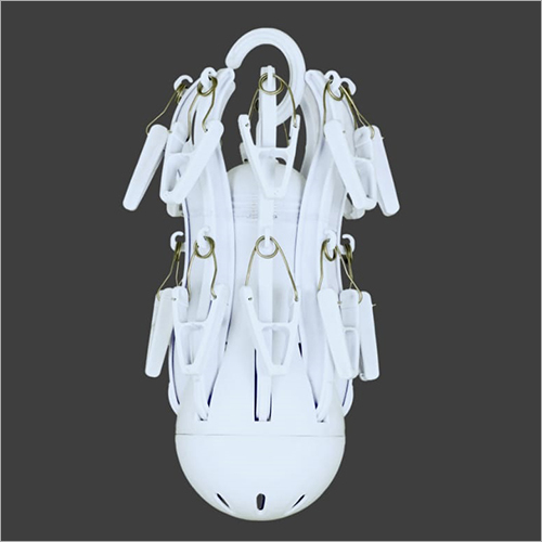 16 Clips Pin Laundry Clothes Hanger