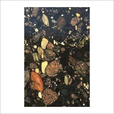 Bubble Volga Black Granite