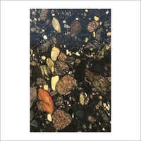 Bubble Volga Black Granite