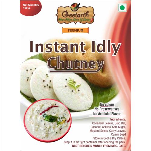 100 gm Instant Idli Chutney