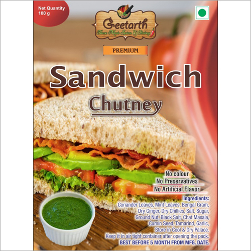 Sandwich Chutney