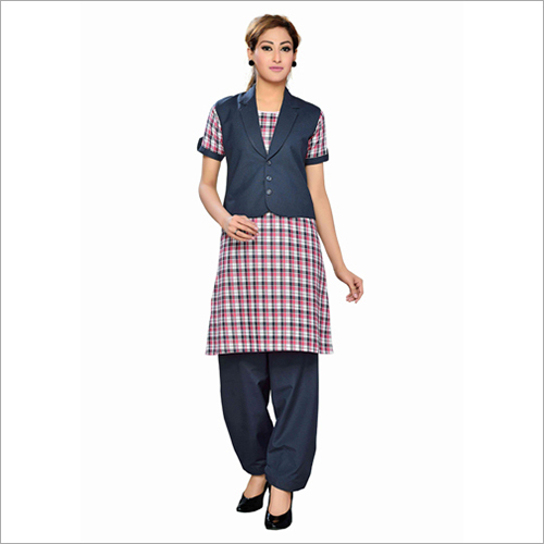 Salwar Suit School Uniform