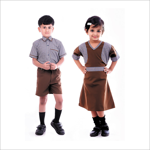 High Quality Fabric School Uniform