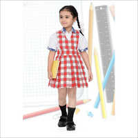 Multi Color Tunic School Uniform