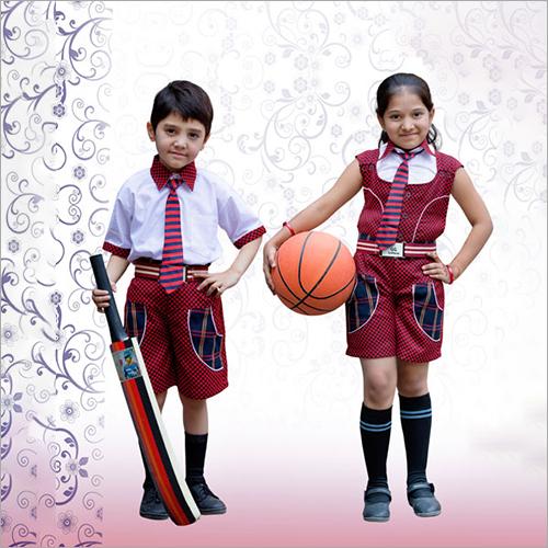 Kids Sports School Uniform