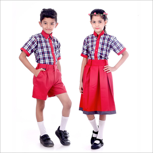 Convent School Uniform