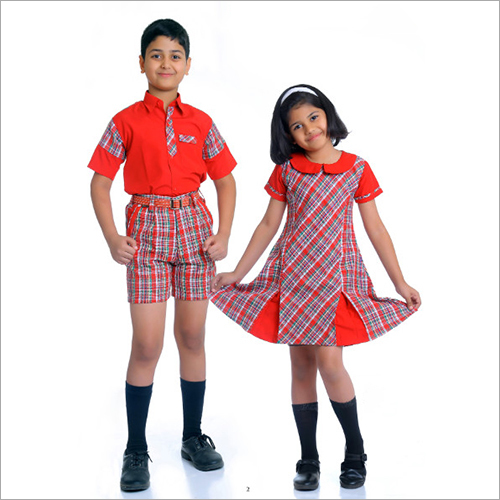 Senior Secondary School Uniform