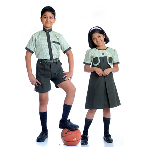 Government School Uniform