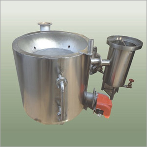 Batch Fryers With Inbuilt Heat Exchanger