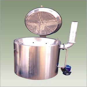 Fryers With Inbuilt Heat Exchanger