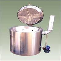Fryers With Inbuilt Heat Exchanger