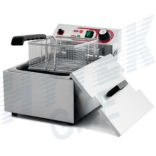 Electric Fryer Single Basket