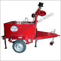 Trolley Mounted Foam Water Monitor