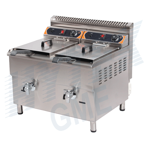 Gas / Electric Fryer Double Basket