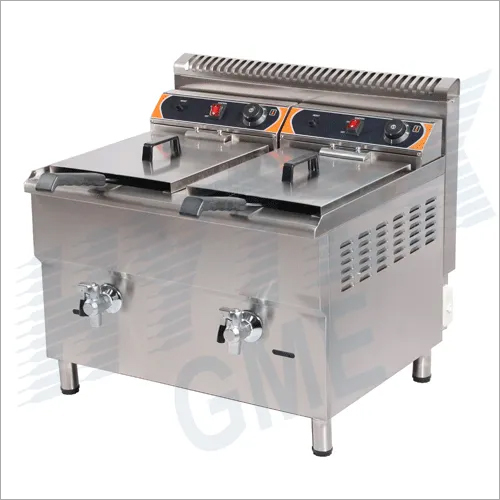Gas / Electric Fryer Double Basket