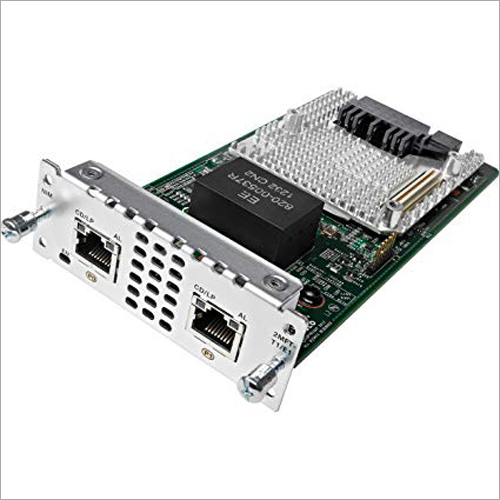 Cisco T1-E1 Network Interface Module