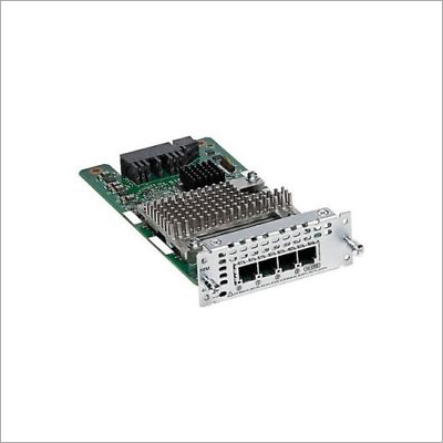 Cisco Network Interface Modules