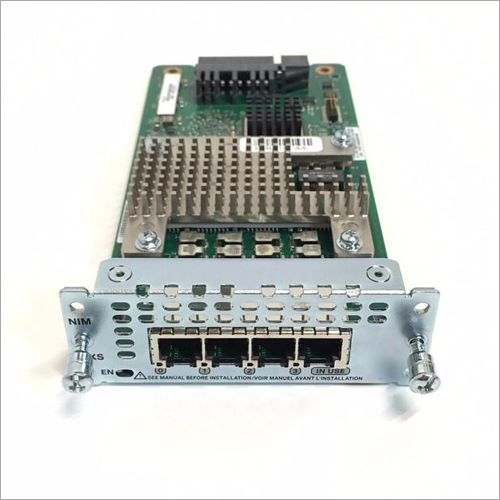 Cisco 2 Port Analog Voice Network Interface Modules