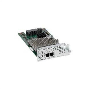 Cisco Analog Voice Network Interface Module