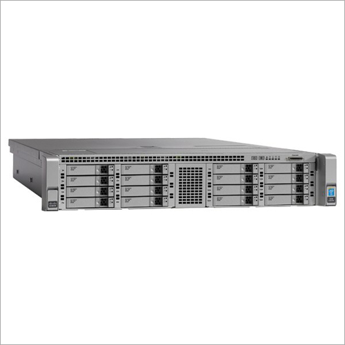 Cisco UCS C240 M4 High Density LFF Rack Server