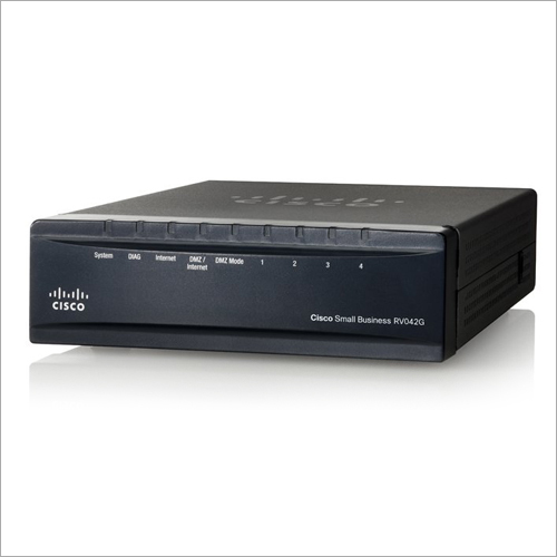 Cisco Dual Gigabit WAN VPN Router