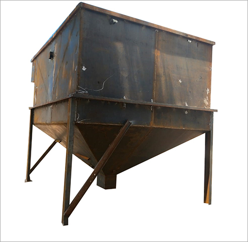 Metal Hopper Tank