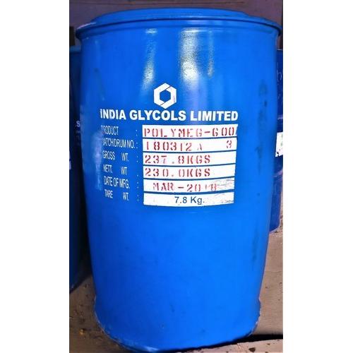 600 Polyethylene Glycol