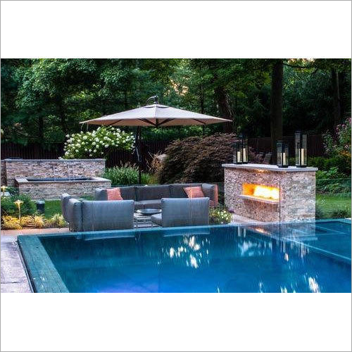 Outdoor Swimming Pool Maintenance Service