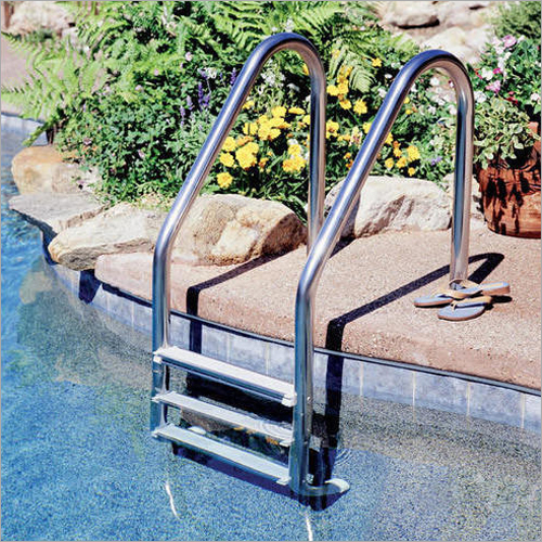 SS Swimming Pool Ladder
