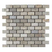 Brick Shape Mosaic Tiles